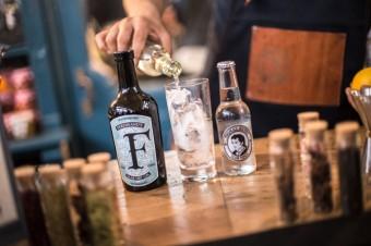 Thomas Henry Slim Tonic a Ferdinand´s gin, Premier Wines & Spirits
