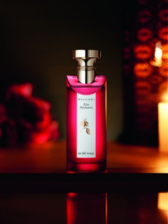 BVLGARI: Eau Parfumée au thé rouge, FAnn parfumerie