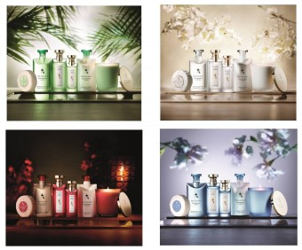 BVLGARI: kolekce Eau Parfumée, FAnn parfumerie