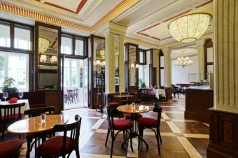Café-restaurant Quisisana Palace Karlovy Vary