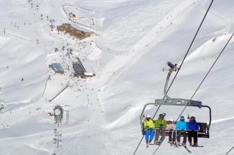 Francouzské lyžařské středisko Valfréjus, Beta tour