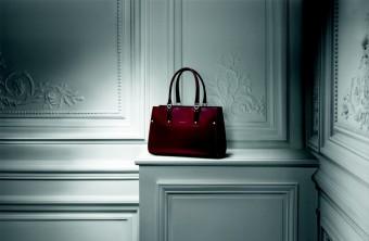 Kabelka Paris Premier, rouge, Longchamp