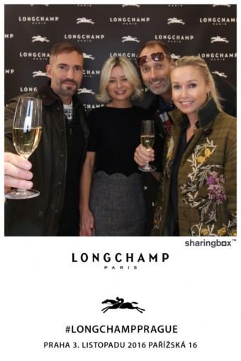 Longchamp - první exkluzivní butik v Praze