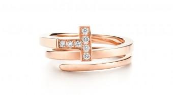 Kolekce Tiffany T, Wrap Ring, Tiffany & Co.