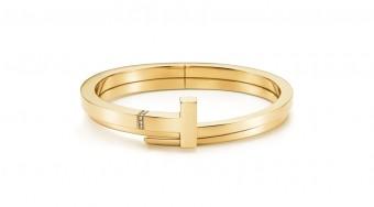 Kolekce Tiffany T, Hinged Wrap Bracelet, Tiffany & Co.
