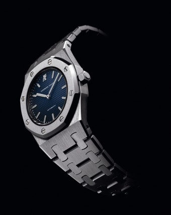 Royal Oak Frosted Gold, Audemars Piguet, foto: Luxury Brand Management