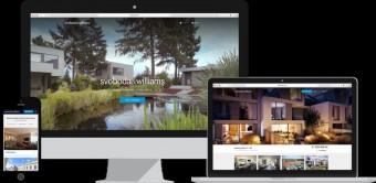 Svoboda & Williams spustili nové webové stránky a mobilní aplikaci