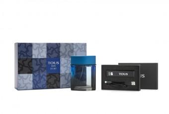 Kazeta Tous Man Sport Origin obsahuje Tous Man Sport EdT natural spray 120 ml + Vanity case., cena: 1 590 Kč/ks, Sephora