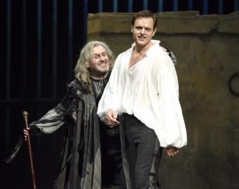 Mefisto a Faust, foto: Muzikál Mefisto