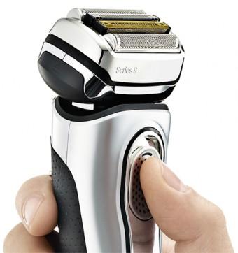 Braun Series 9 s patentovanou technologií SyncroSonic™