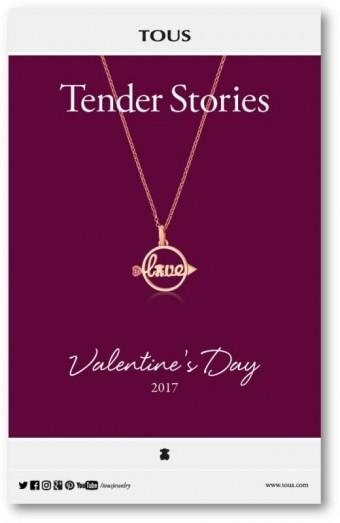 Den svatého Valentýna 2017: Vyznejte lásku s TOUS