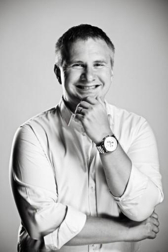 Petr Casanova, spisovatel a autor dvou psychologických děl a bestsellerů