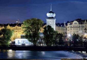 Famózní jídlo v záři staré Prahy a umění, článek z časopisu MENHOUSE č. 14