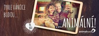 Podpořte neziskovou organizaci ANIMAL EYE selfie s vaším mazlíčkem