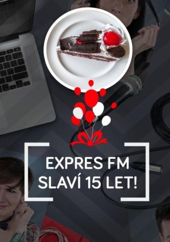 Pražské hudební rádio Expres FM slaví 15 let, Voice of Prague