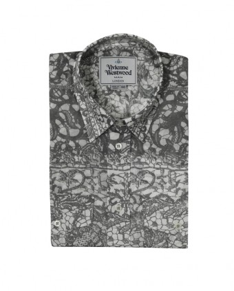Vivienne Westwood pánská košile, butik The Brands