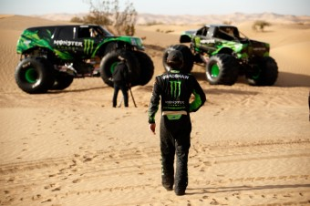 Doonies3, Damon Bradshaw, zdroj: Monster Energy