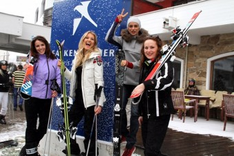 Na alpských sjezdovkách, foto: Hotel Falkensteiner Nassfeld