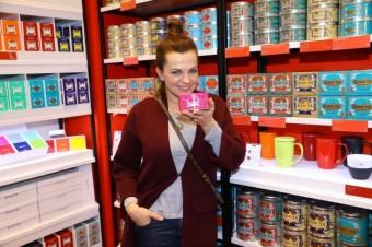 Marta Jandová, foto: Kusmi Tea/Chodov