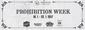 Prohibition Week, foto: Premier Wines & Spirits