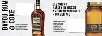 Bayou Rum, Ole Smokey, foto: Premier Wines & Spirits
