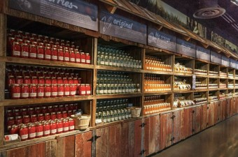 Ole Smokey shop, foto: Premier Wines & Spirits