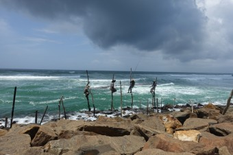 Žofia na Srí Lance, zdroj: Exclusive Tours