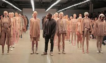 Slavní muži, kteří milují módu, Kanye West, foto zdroj: Footshop