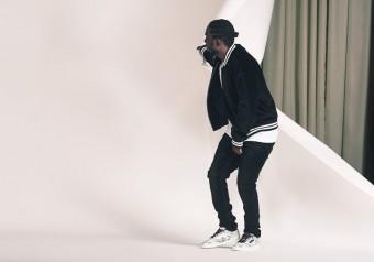 Slavní muži, kteří milují módu, Kendrick Lamar, foto zdroj: Footshop