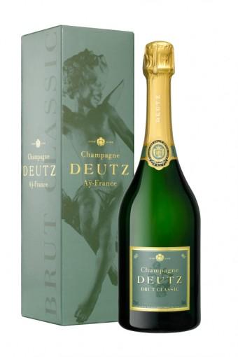 Champagne Deutz, Brut Classic, Premier Wines & Spirits