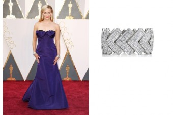 Reese Witherspoon, Tiffany High Jewelry, Tiffany & Co.