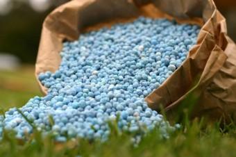 Moderní dusíkatá hnojiva.