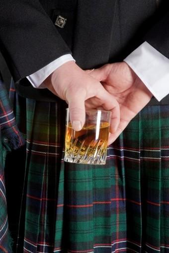 Je libo pravou skotskou whisky?