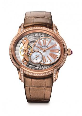 Přináší hodinky Audemars Piguet Millenary štěstí ve hře?