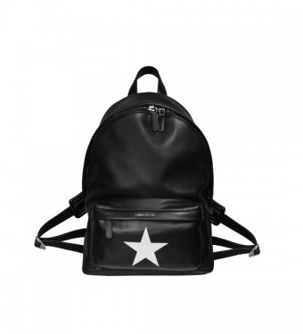 Motiv hvězdy - Givenchy backpack.
