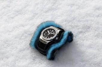 Big Bang One Clic Cuddly Cuff - Ice Blue