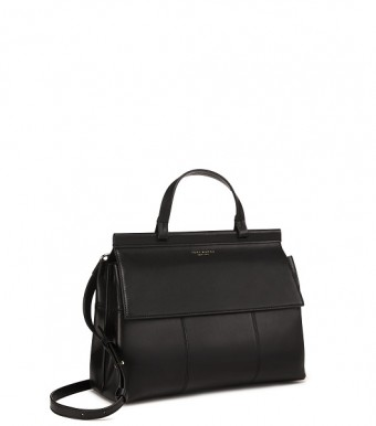 T-Satchel in Black