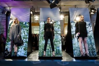 Světová fashion show.
