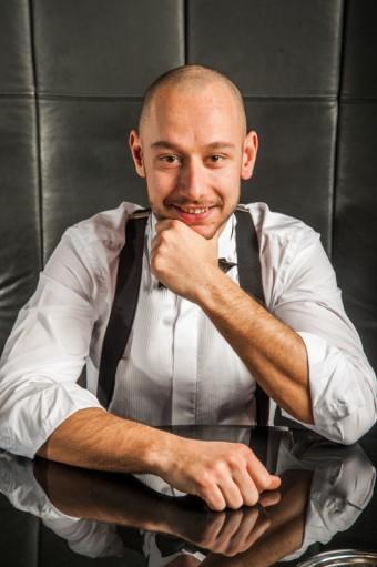 Jakub Vinš - ambasador značky Havana Club