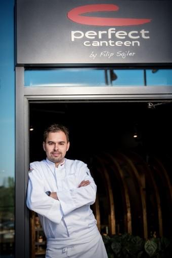 Filip Sajler - špičkový kuchař a podnikatel v oboru gastronomie.