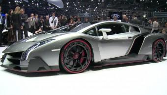 Lamborghini Veneno, Menhouse