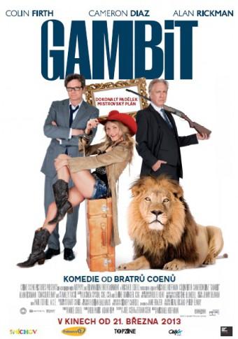 Gambit. Nová komedie bratří Coenů