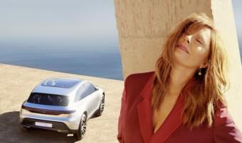 Tvář kampaně Mercedes-Benz Fashion Susan Sarandon, Mercedes-Benz Prague Fashion Week