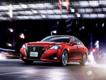 Toyota Crown nové generace, Toyota