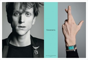 David Hallberg, kampaň There´s Only One, Tiffany & Co.