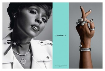 Janelle Monáe, kampaň There´s Only One, Tiffany & Co.