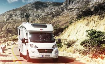 Prázdninové dobrodružství v karavanu, BARTH Caravan