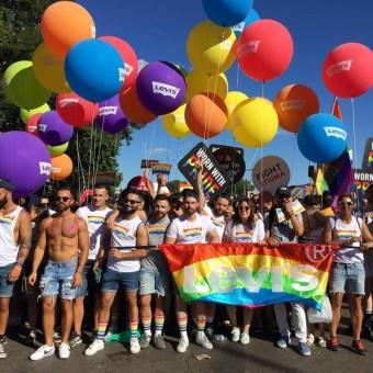 Pride Parade Lisabon, foto: Levi´s