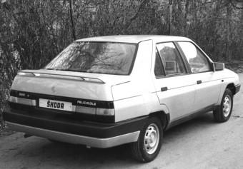 Škoda Felicia 792, foto: ŠKODA AUTO