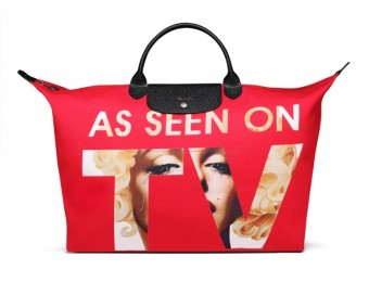 Jeremy Scott pro Longchamp, As seen on TV, Longchamp